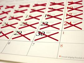 red-x-calendar